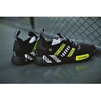 OFF-WHITE x Adidas NMD R_1 Boost BA7787 40-45