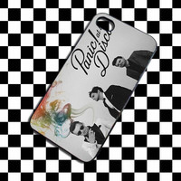 Panic At The Disco Too Weird To Live Cover iPhone 4, iPhone 4S, iPhone 5, Samsung Galaxy S3, Samsung Galaxy S4 Case