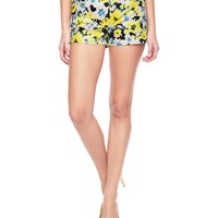 Super Soft Ronin F Ronin Floral High Rise Short by Juicy Couture,