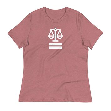 Equality Under the Law Women's Relaxed T-Shirt