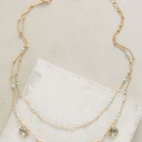 Pavilion Layer Necklace by Anthropologie in Peach Size: One Size Necklaces