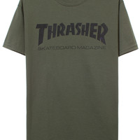 VFILES SHOP | SKATE MAG T-SHIRT by @Thrasher