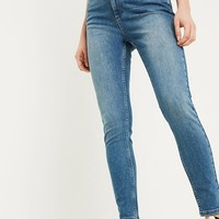BDG Pine Indigo Breeze Skinny Jeans   Urban Outfitters