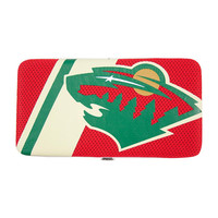 Minnesota Wild NHL Shell Mesh Wallet