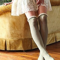 Rumi Tall Sock at Free People Clothing Boutique