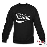 Enjoy Vagina crewneck sweatshirt