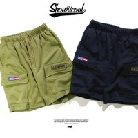 Hot Deal On Sale Pants Summer With Pocket Men Casual Sports Basketball [10309458567]