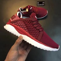 PUMA : TSUGI NETFIT Net surface ventilation slow shock portable running shoes