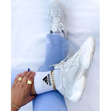 Adidas Yeezy 500 Boost Sneakers Shoes