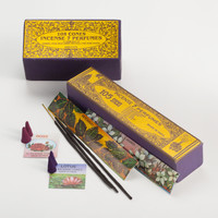 Boxed Indian Incense Collection - World Market