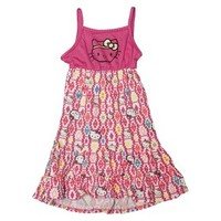 Hello Kitty™ Infant Toddler Girls' Sleeveless Aztec Maxi Dress