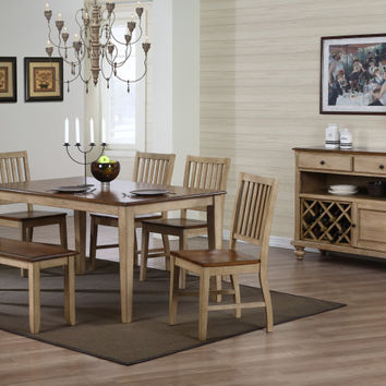 Sunset Trading Brookdale Collection Dining Set 4848
