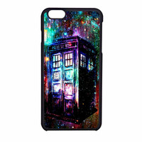 Tardis Doctor Who Colorful Design Print iPhone 6 Case
