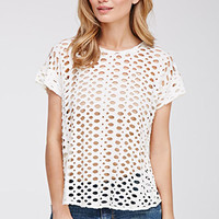 Cutout Tulip-Back Top