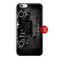 Jeep Wrangler 3 For iPhone 6 / 6 Plus Case