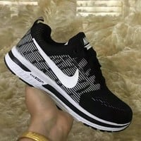 """""""Nike"""" Women Sport Casual Fly Weave Multicolor Sneakers Running Shoes"""