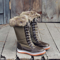 The Icelandic Snow Boots