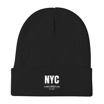 New York City Knit Beanie