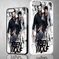 Teen Wolf Cover Z0321 iPhone 4S 5S 5C 6 6Plus, iPod 4 5, LG G2 G3, Sony Z2 Case