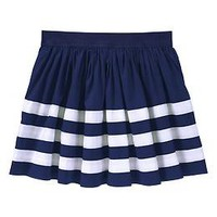 Striped skater skirt | Gap