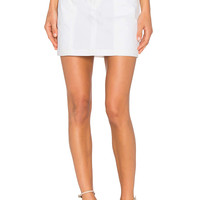 A.L.C. Kylie Skirt in White