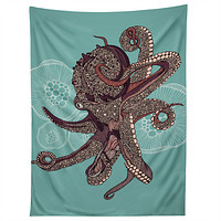 Valentina Ramos Octopus Bloom Tapestry
