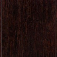 Home Legend Hand Scraped Strand Woven Walnut 3/8 in. Thick x 5 in. Wide x 36 in. Length Click Lock Bamboo Flooring (25 sq. ft./case)-HL209H at The Home Depot