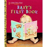 Baby's First Book (Little Golden Books)