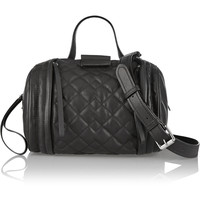 Marc by Marc Jacobs - Moto quilted leather shoulder bag