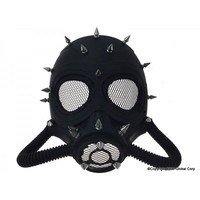 Steampunk Full Faced Mask