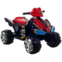 Lil' Rider Pro Circuit Hero 4 Wheeler - Sound Effects