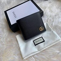 Fashion Gucci Women and Men Wallet Purse Moneybag Gucci Bumbag