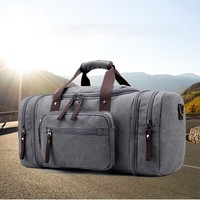 Men Travel Sports Bag Large Capacity Male Carry on Hand Luggage Travel Canvas Duffle Bags Travel Tote Large Weekend Gym Bags Men