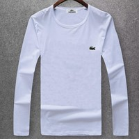 Lacoste Fashion Casual Top Sweater Pullover-1