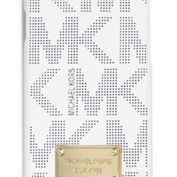 MICHAEL Michael Kors iPhone 6 Case - White