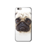P1852 Pug Dog Phone Case For IPHONE 6S PLUS