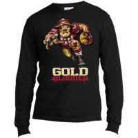 49er Gold Blooded Long Sleeve Made in the US T-Shirt