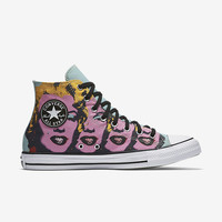 CONVERSE CHUCK TAYLOR ALL STAR ANDY WARHOL MARILYN MONROE HIGH TOP