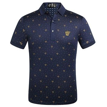 Versace Boys' half sleeve T-shirt