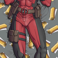 PREORDER- X-Men: Deadpool pillow