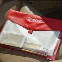 Storage Bags Vintage Simple Design Clipboard [11299227911]