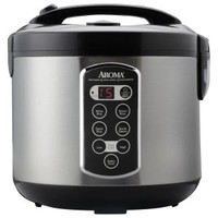 AROMA 20-Cup Rice Cooker ARC-2000ASB at The Home Depot - Mobile