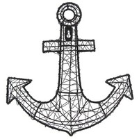 Black Mesh Anchor Iron Wall Decor | Shop Hobby Lobby