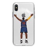 LEBRON CHALK CUSTOM IPHONE CASE