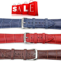 100% Genuine Leather Watch Band for iWatch, for Apple Watch Leather Band