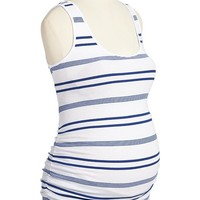 Old Navy Maternity Rib Knit Jersey Tanks