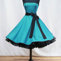 50s petticoat dress item: 2805