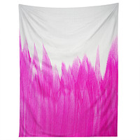 Allyson Johnson Pink Brushed Tapestry