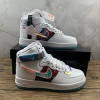 Morechoice Tuhy Nike Air Force 1 High Lx Have A Good Game Sneakers Casual Skaet Shoes DC2111-191