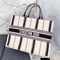 wearwinds Dior shopping bag kaleidoscope shopping bag Square Type Handbag Shoulder Bag